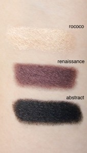 Jouer Creme Eyeshadow Swatch