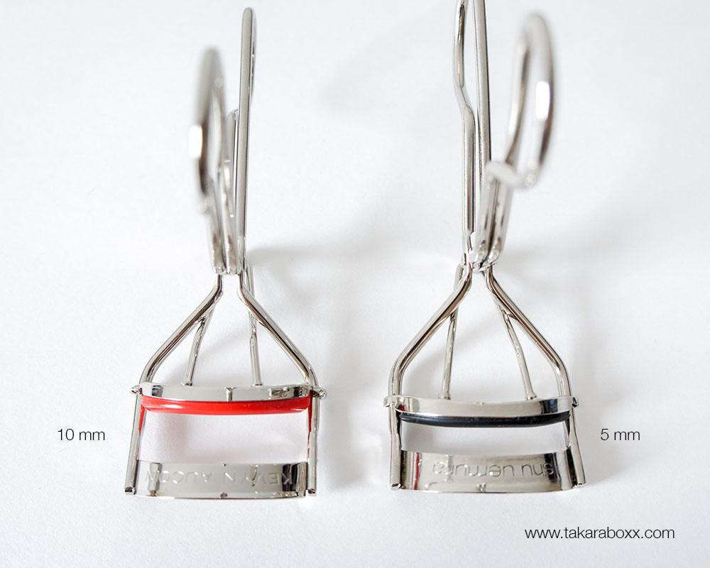 Compare Shu Uemura Vs Kevyn Aucoin Eyelash Curlers