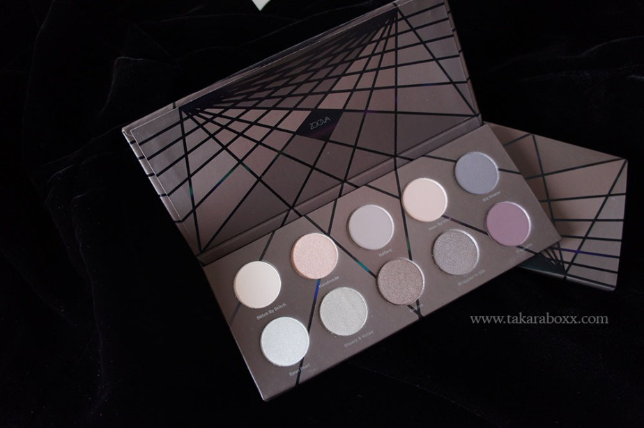 ZOEVA En Taupe Eyeshadow Palette Swatches & Review