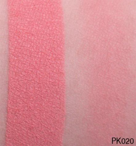 ZOEVA Pink Spectrum PK020 Swatch
