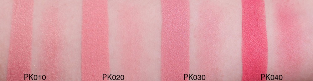 Zoeva Spectrum Collection Swatches Amp Review Pink Blush
