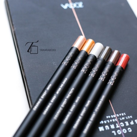 ZOEVA Graphic Eyes+ Waterproof Eyeliner