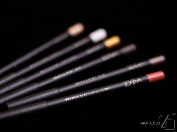 ZOEVA Graphic Eyes+ Waterproof Eyeliner