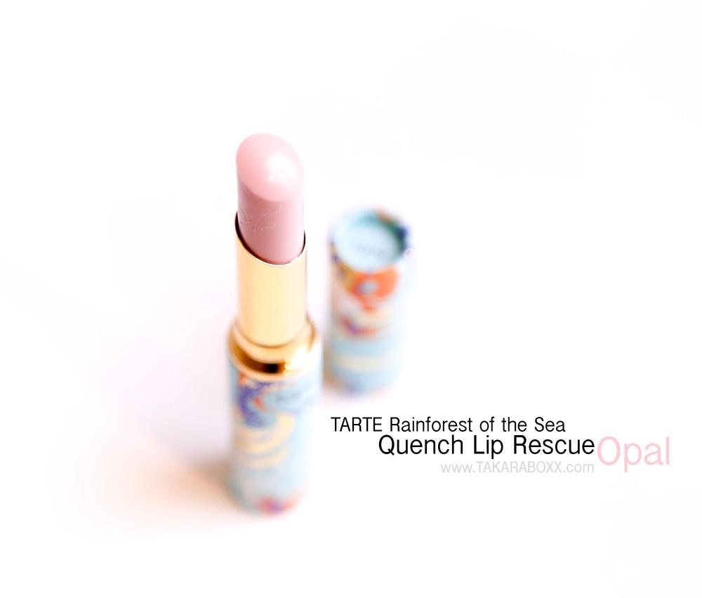 Tarte Quench Lip Rescue Opal