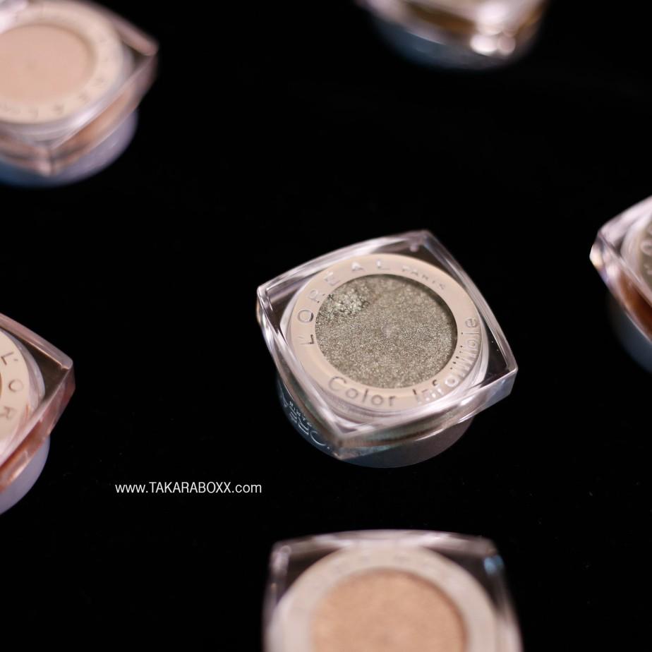 L'Oreal Paris Infallible Eyeshadow