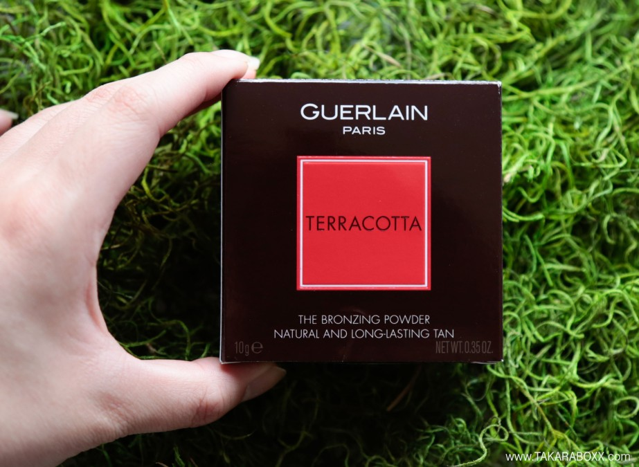 Guerlain Terracotta Natural 02 Box