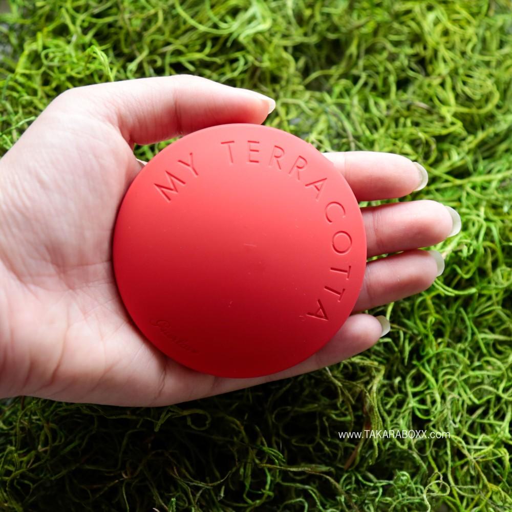Guerlain Terracotta Natural 02 Summer 2016 Red Case