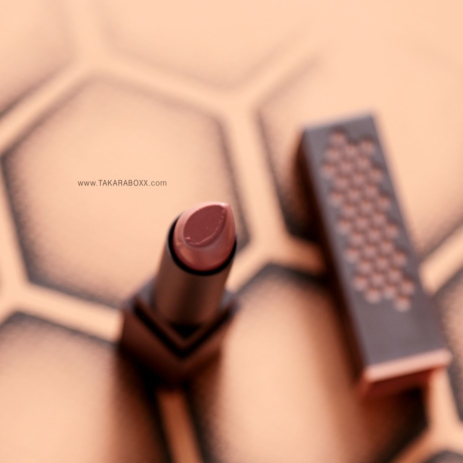 Burt's Bees Lipstick Nile Nude From Above