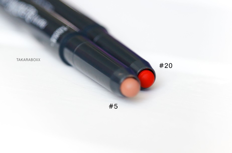 Etude House Play 101 Blending Pencil #5 & #20