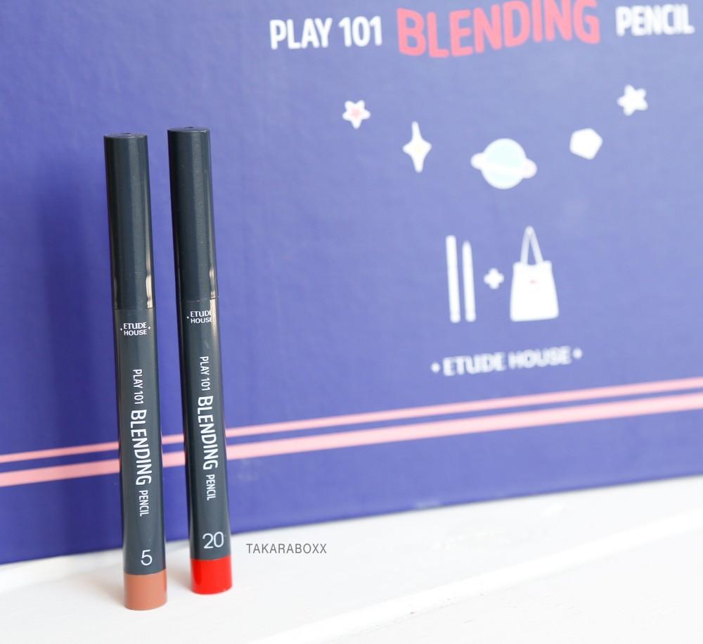 Etude House Play 101 Blending Pencils