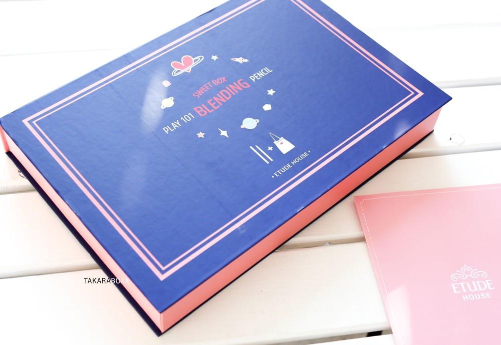 Pink Bird: Etude House Sweet Box