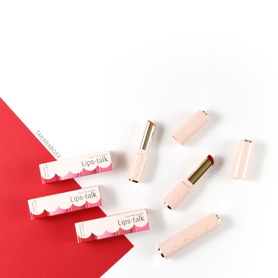Etude House Dear My Enamel Lips-talk