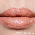 Marc Jacobs Beauty Le Marc Liquid Lip Creme 452 Fawn Over Me Swatch