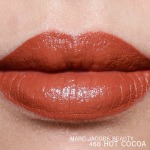 Marc Jacobs Beauty Le Marc Liquid Lip Creme 460 Hot Cocoa Swatch
