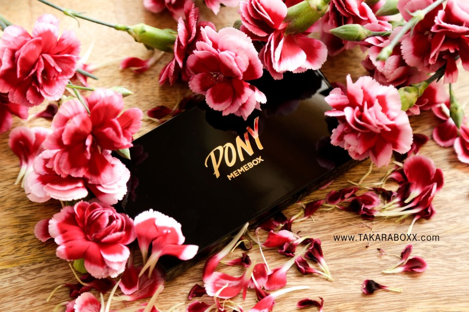 memebox PonyEffect Pony Shine Easy Glam