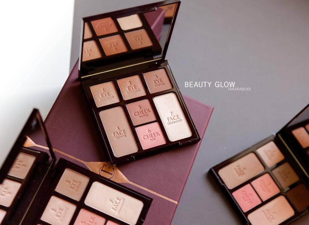 CharlotteTilbury Instant Look in a Palette Beauty Glow Palette