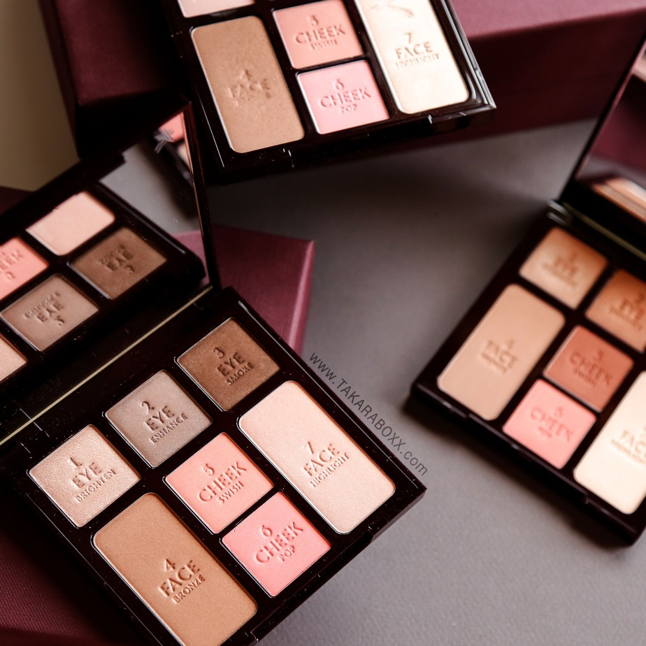 CharlotteTilbury Instant Look in a Palette Natural Beauty