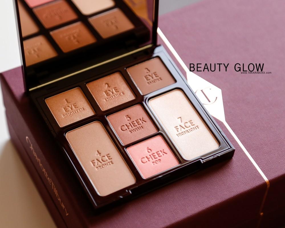 CT Instant look in a palette Beauty Glow