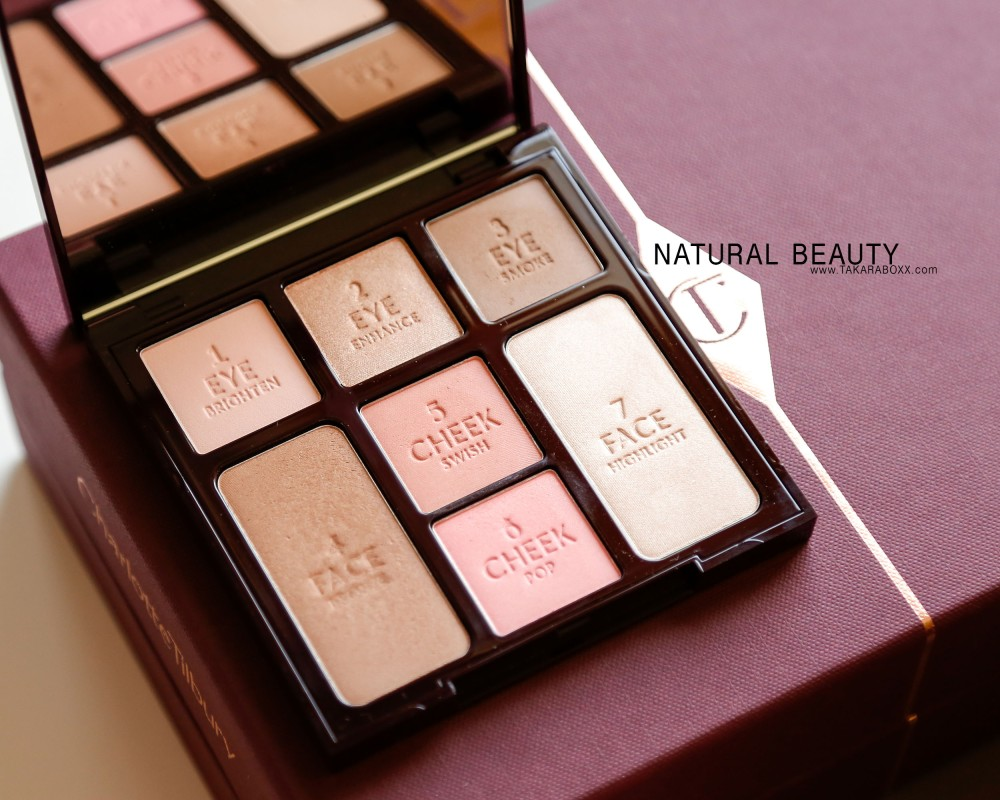 CT Instant look in a palette NaturalBeauty