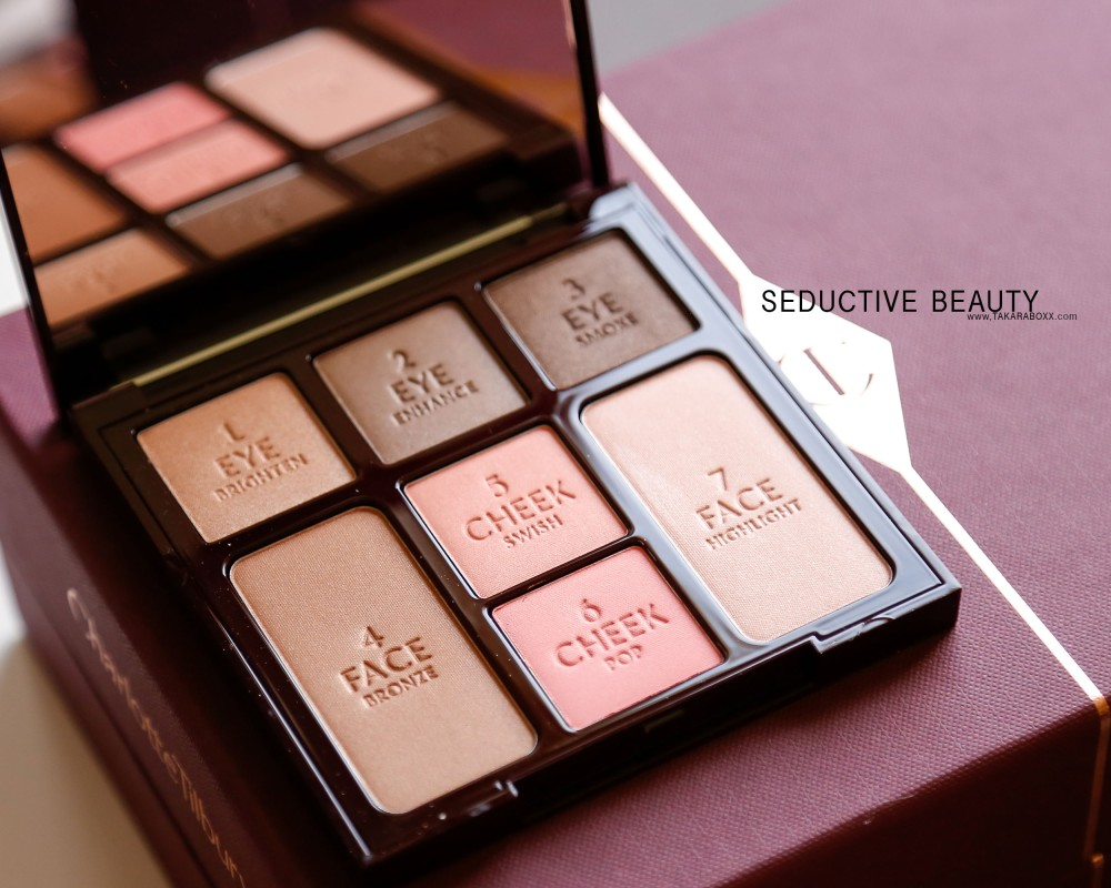 CT Instant Look in a Palette Seductive Beauty